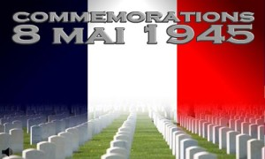 commemoration 8 mai 1945